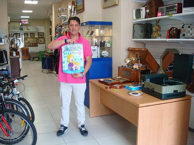 Tienda de segunda mano Solucionne en Alcorcón