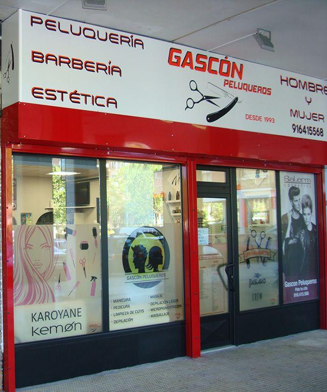 Peluquería y Estética Gascón