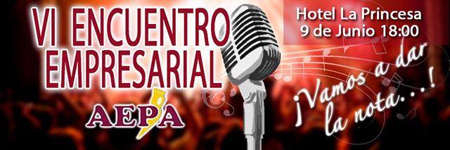 VI encuentro Empresarial en AEPA Alcorcón