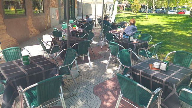 Taberna La Abuelita en Alcorcón