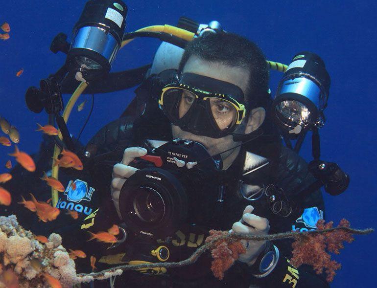Kanau comercio especializado en Fotografía Submarina, y Deportiva.