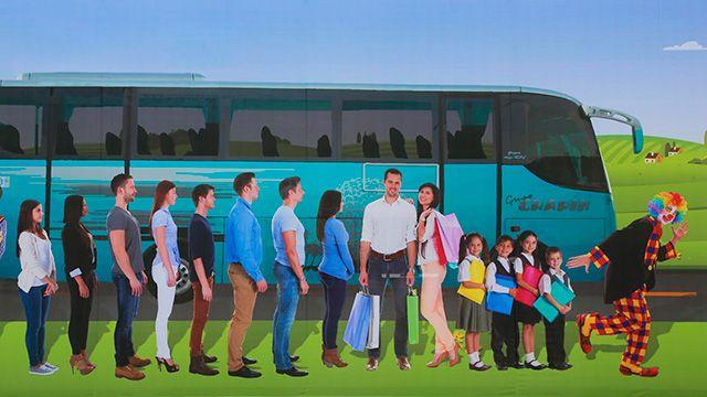 Grupo Chapín experiencia, y calidad en Rutas Escolares