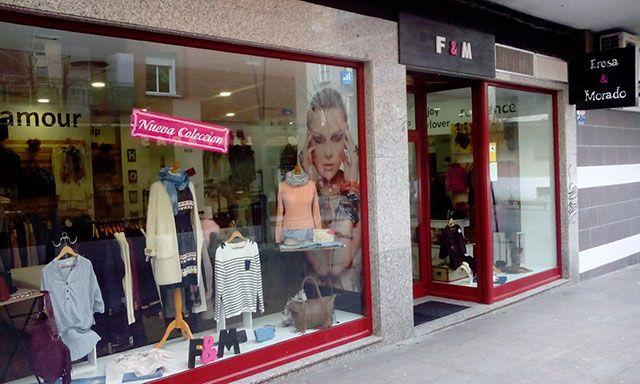 Nueva temporada en ropa para mujer en Fresa & Morado en Alcorcón