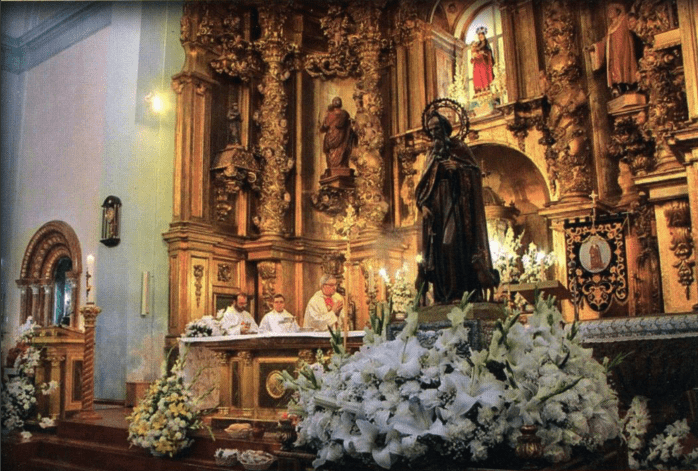 Fiesta de Santo Domingo y Santo Dominguín Alcorcón 2017