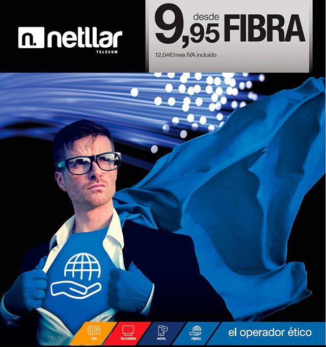 Con Netllar Telecom disfruta de lo último en tecnología, a los mejores precios