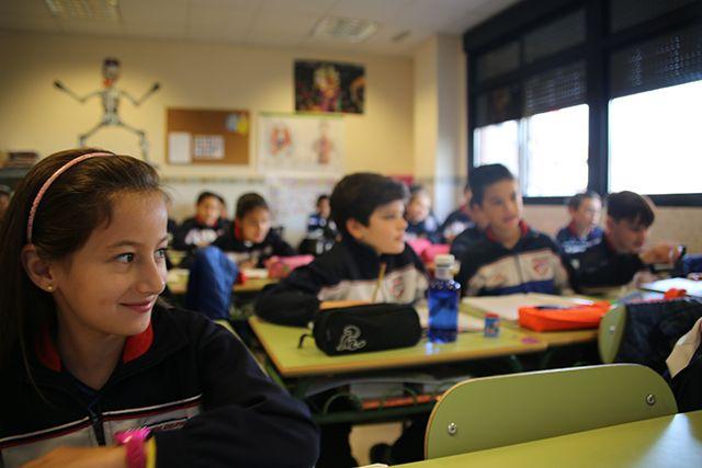 Colegio Villa de Alcorcón cumple 50 años al servicio de la enseñanza