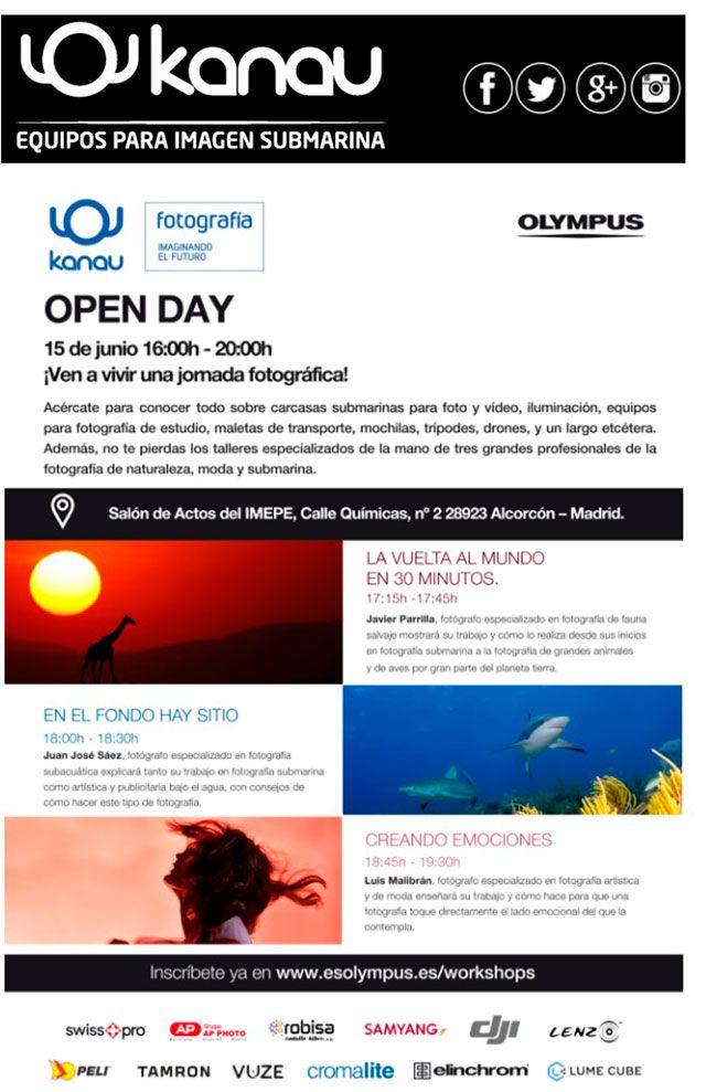 Kanau open day