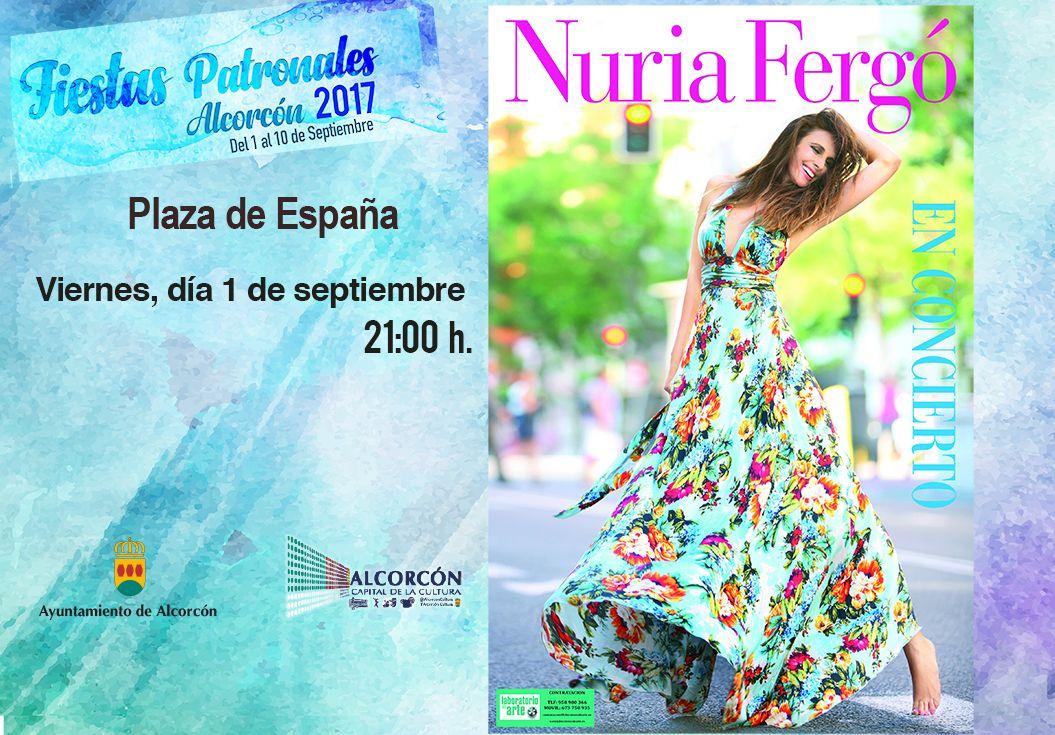 Concierto de Nuria Fergo