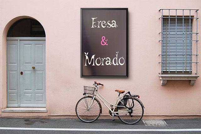 En Fresa & Morado llego el otoño