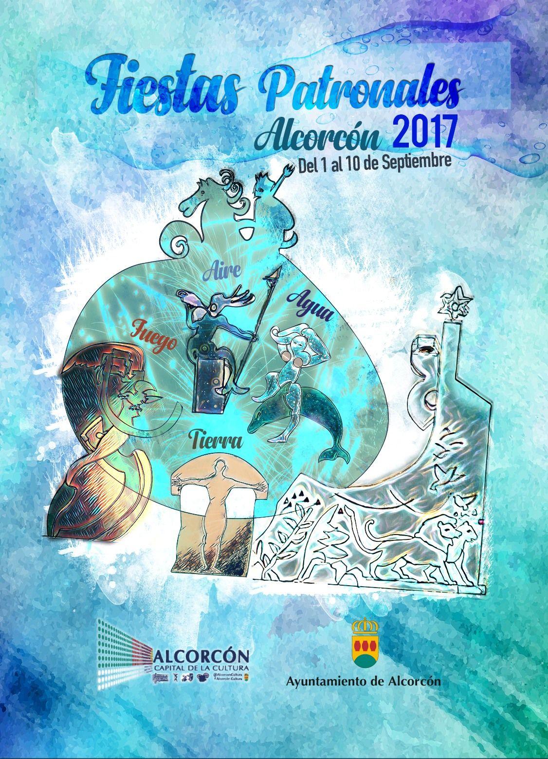 Programa de Fiestas de Alcorcón 2017