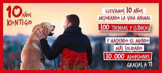 Kiwoko Mundo Animal ¡Abre su tienda 100! en Alcorcón