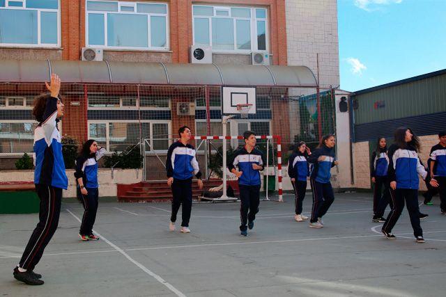 Jornada de puertas abiertas centro educativo villa de alcorcón