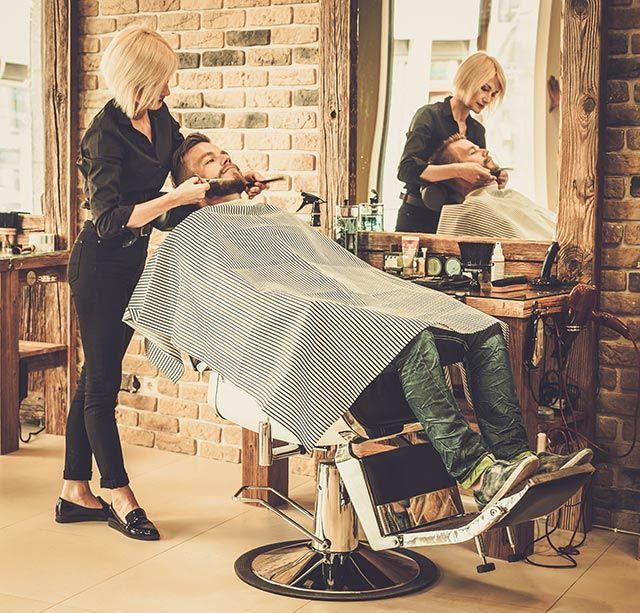 Peluquería-Barbería