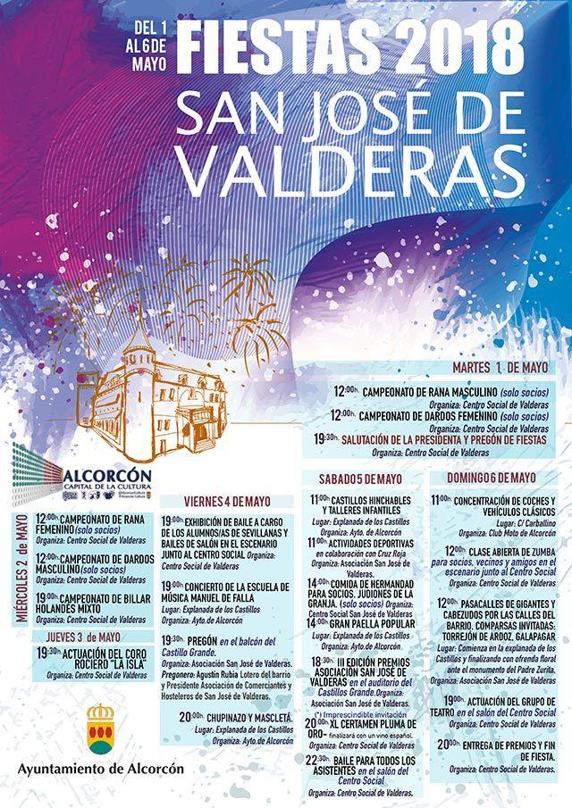 barrio San José de Valderas