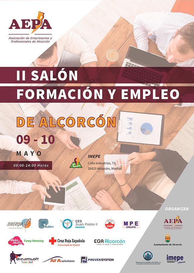 II Salón de Formación y Empleo de Alcorcón