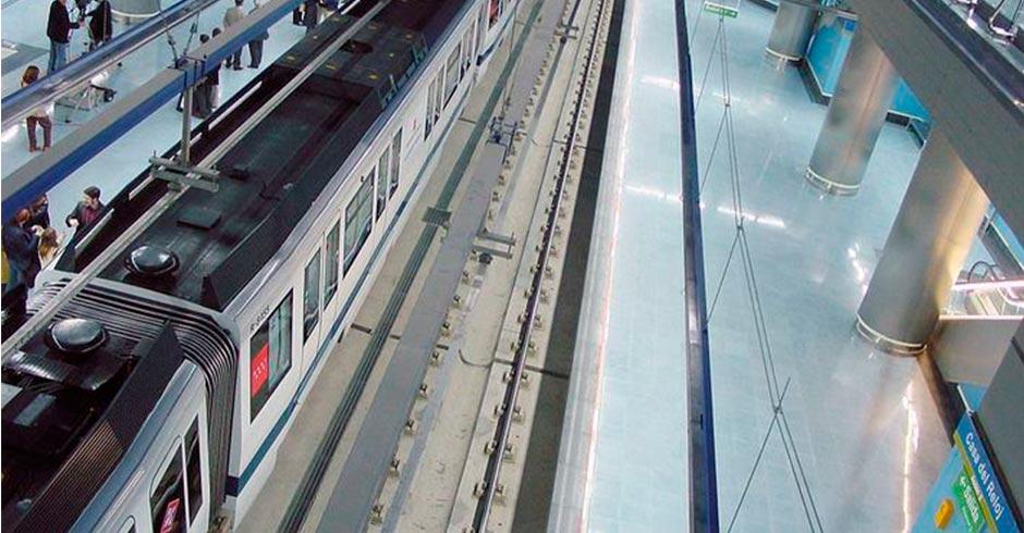 MetroSur cierra 14 estaciones