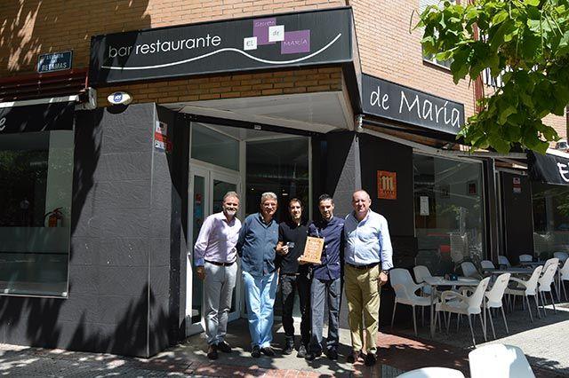 """""""El Secreto de María"""", """"Bar Gerla"""" y """"La Francisca"""""""