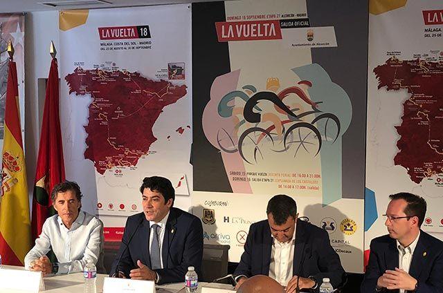 Alcorcón confirma su participación en la Vuelta Ciclista