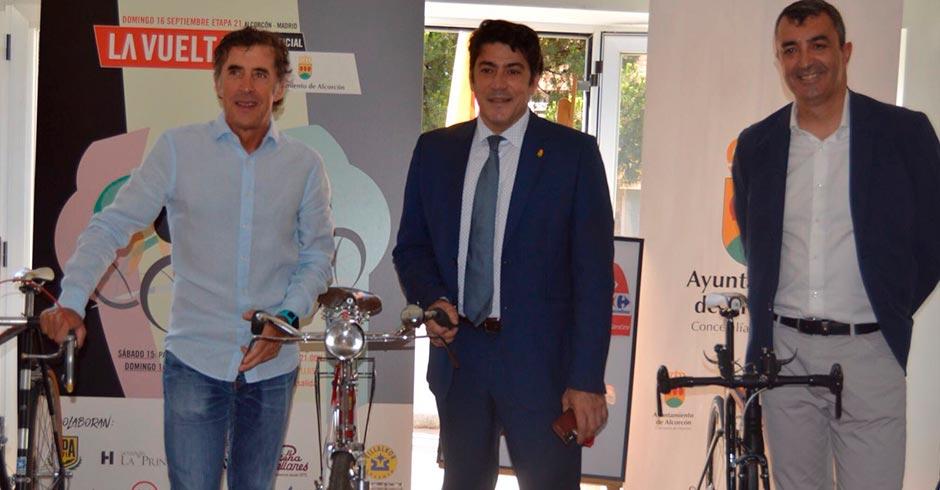 """Alcorcón confirma su participación en la """"Vuelta Ciclista"""""""