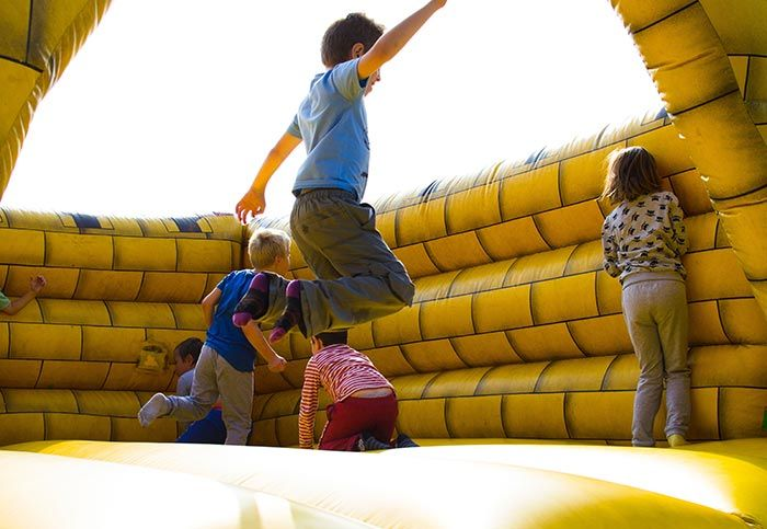 Programa de Fiestas de Alcorcón Especial Niños