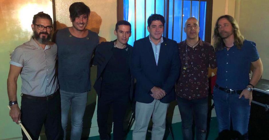 Suspendido el concierto de Maldita Nerea en Alcorcón