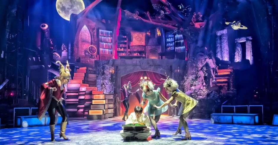 Llega el Circo Mágico a Alcorcón