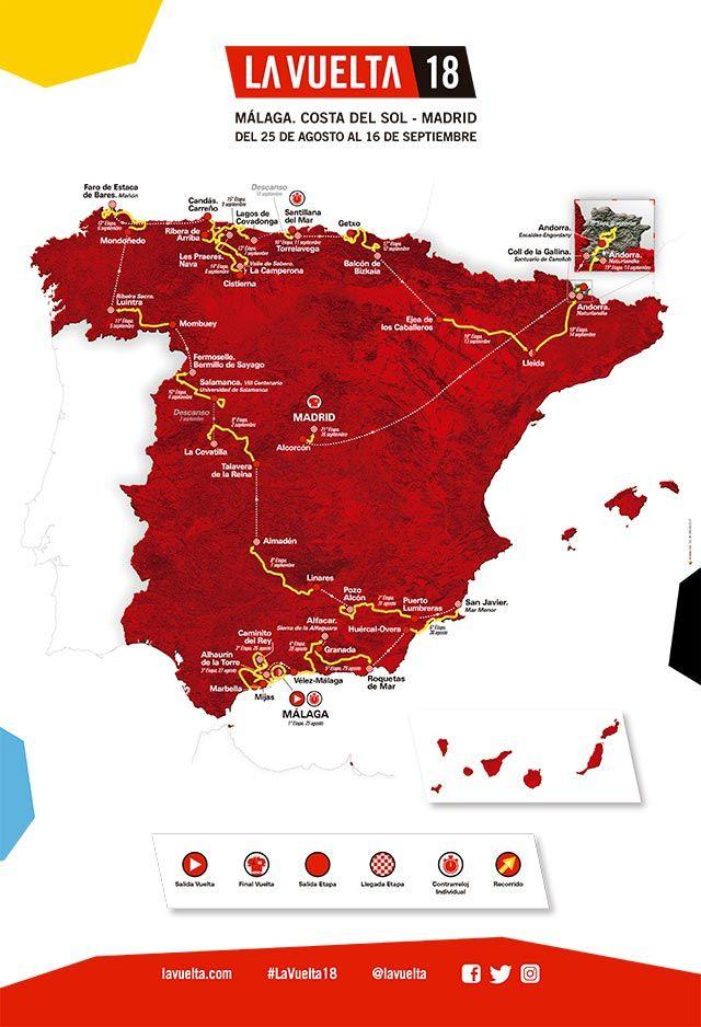 La vuelta ciclista en Alcorcón