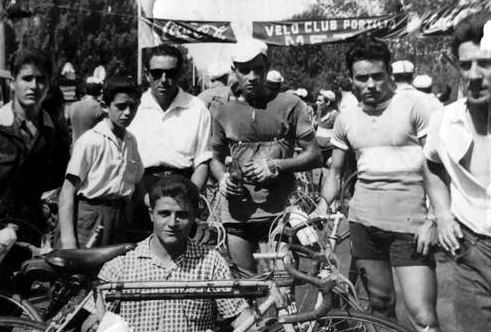 Ciclismo en Alcorcón en 1965