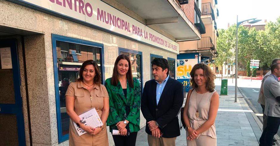 Ayuntamiento de Alcorcón-el alcalde de Alcorcón
