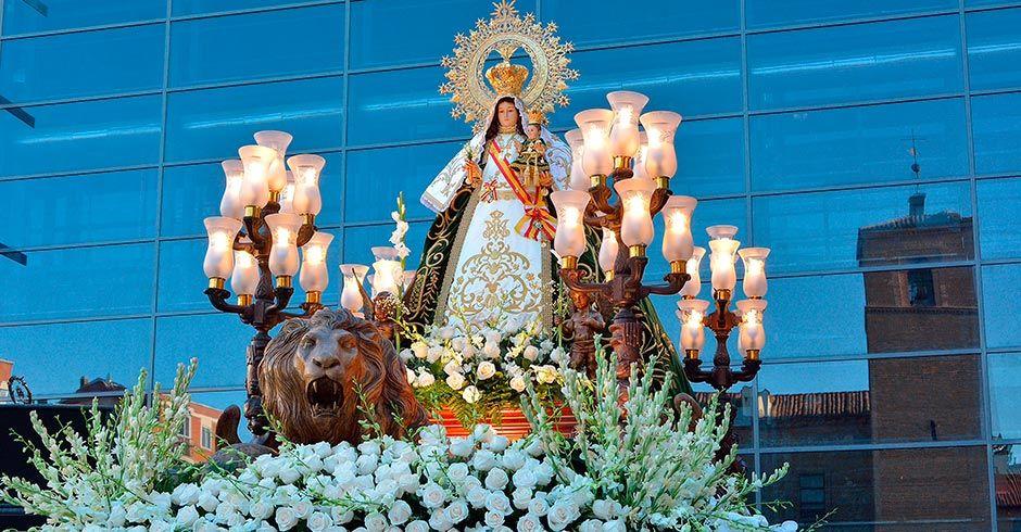 La tradición religiosa cobra protagonismo en las fiestas patronales de Alcorcón