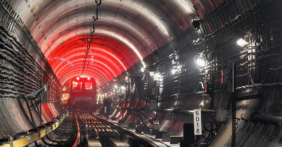 Tramo de la línea 12 Metro (Metrosur)