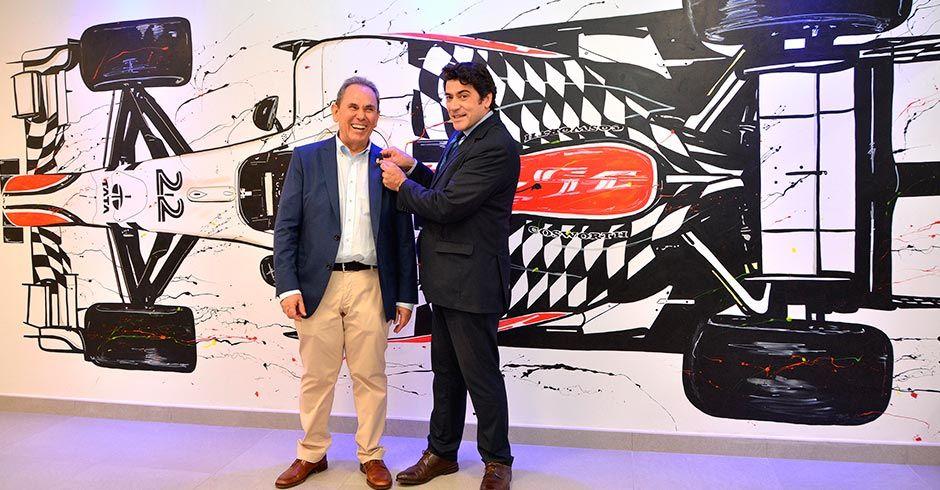 El Motor Sport Institute abre sus puertas en Alcorcón
