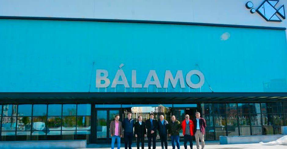 El restaurante Bálamo en Alcorcón