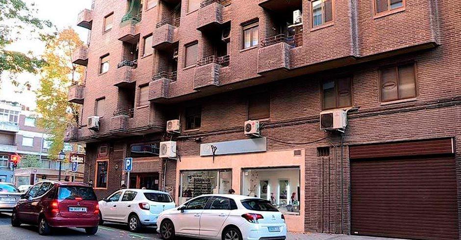 Una mujer de 65 años muere en Chamberí