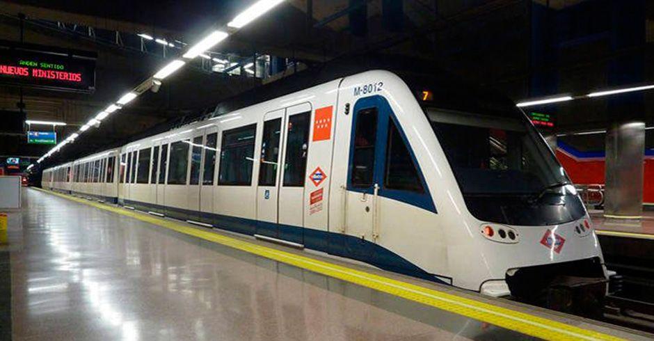 Los maquinistas de Metro de Madrid