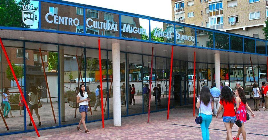 El centro cultural Miguel Ángel Blanco