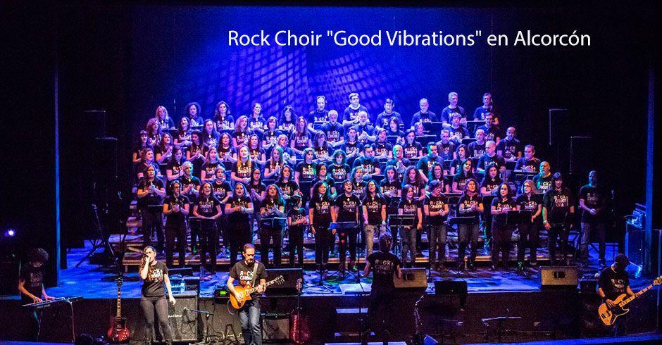"Rock- Choir ""Good Vibrations"""