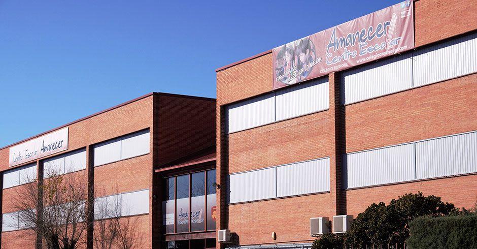 El colegio Amanecer