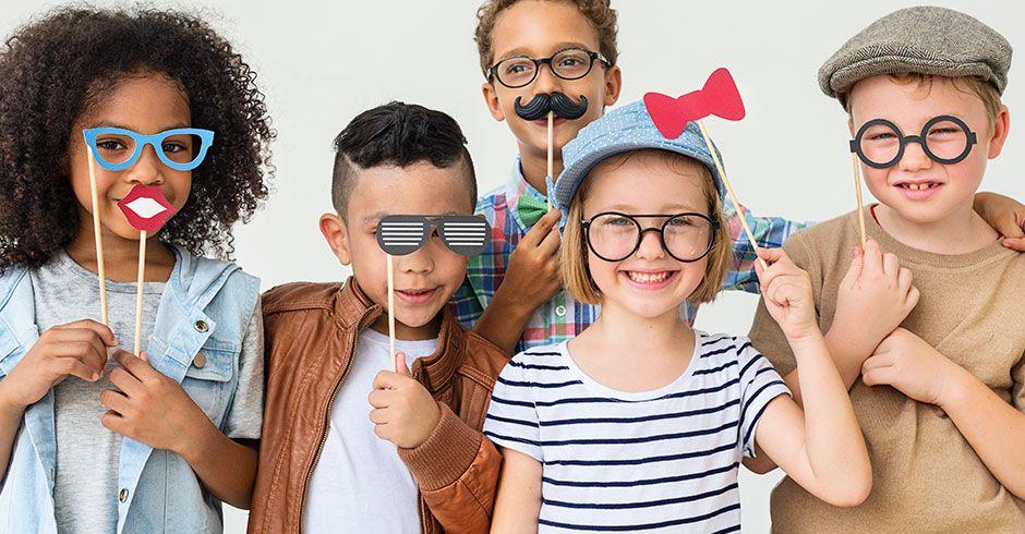 Programa de actividades infantiles
