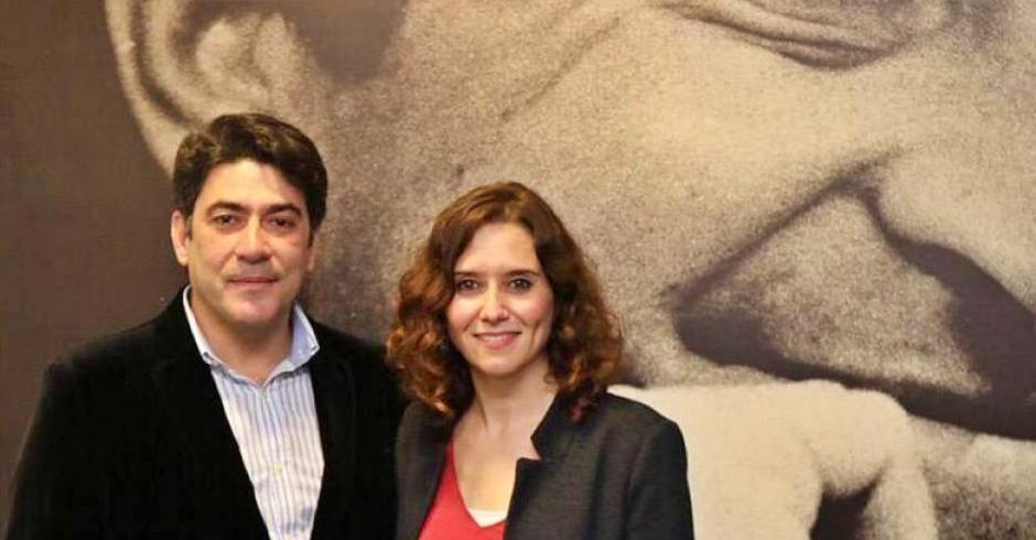 David Pérez, segundo en la candidatura del PP en la Comunidad de Madrid