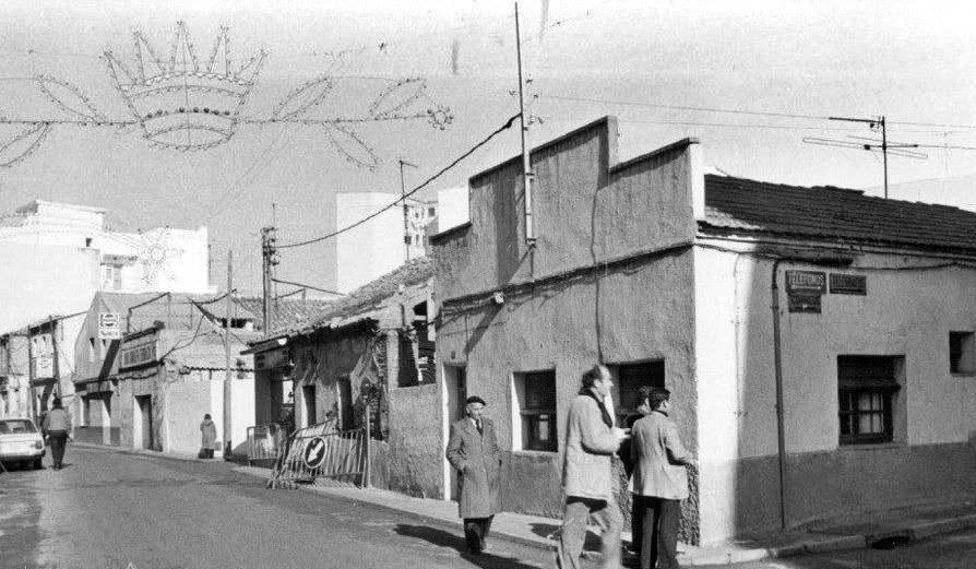 Calle Mayor en 1970