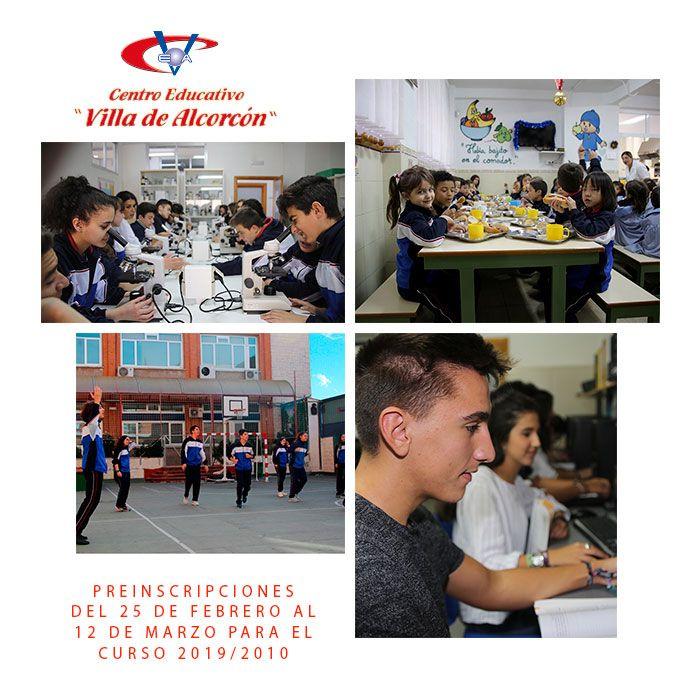 Centro Educativo Villa de Alcorcón