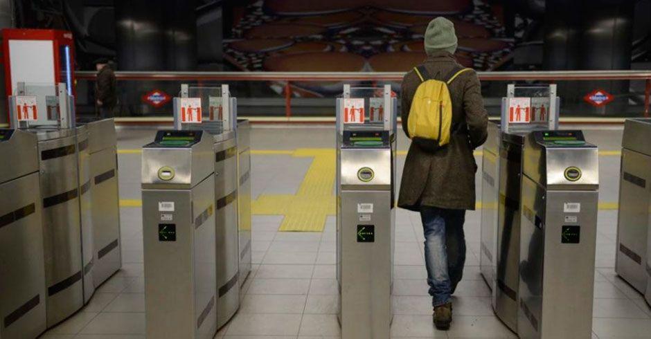 huelga en el Metro de Madrid
