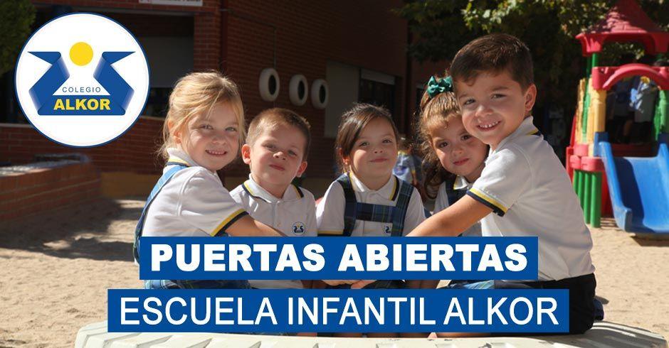 La Escuela Infantil Alkor
