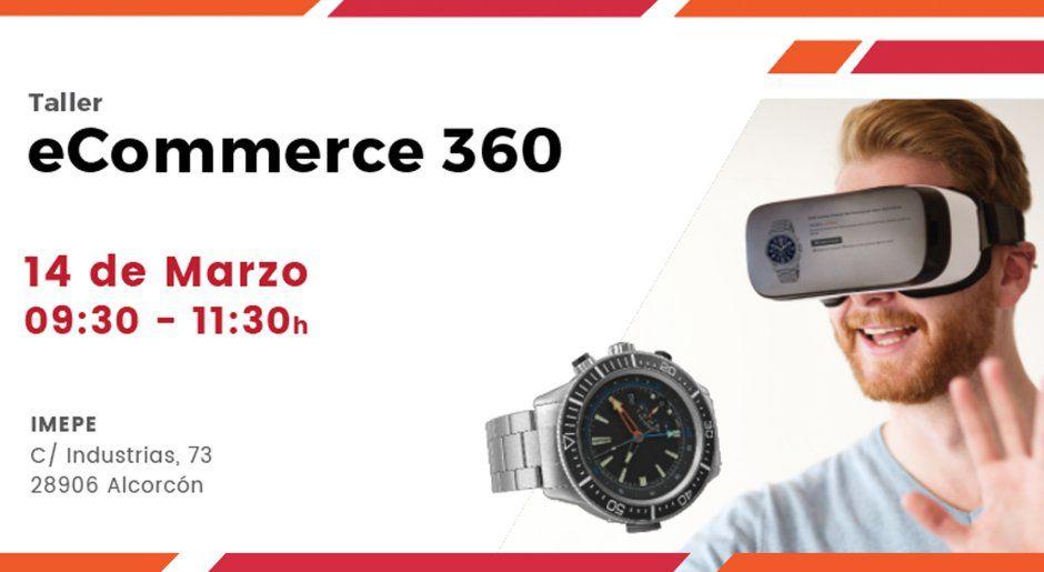 Últimas plazas para el eCommerce 360