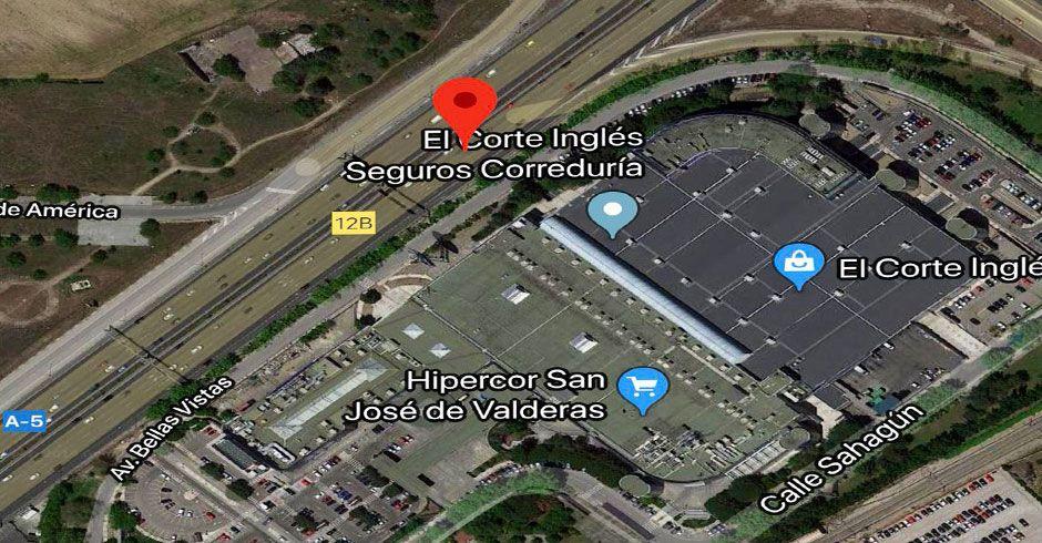A-5 dirección Madrid