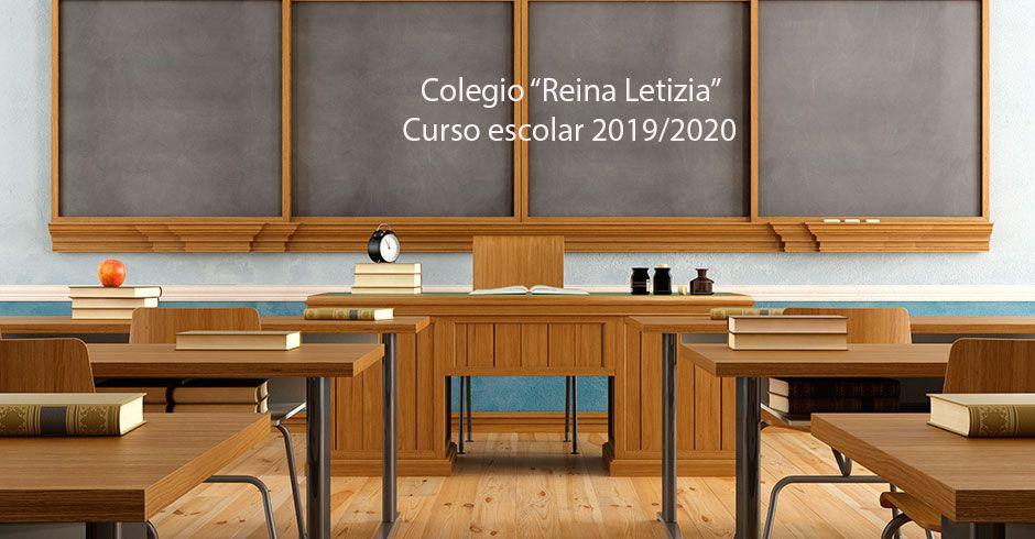 """colegio """"Reina Letizia"""""""