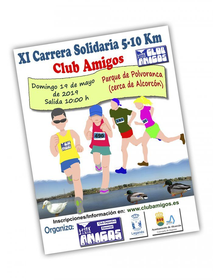 XI Carrera Solidaria Club Amigos