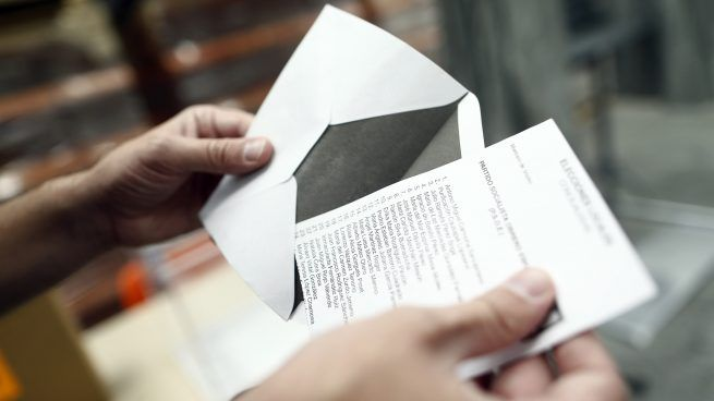 Ampliado el plazo de votación por correo