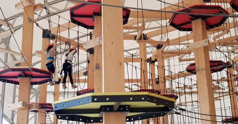 Vertical Park TresAguas